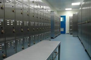 Locker Room Equipment