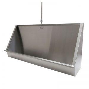 Wall Hung Trough Stainless Steel Urinals