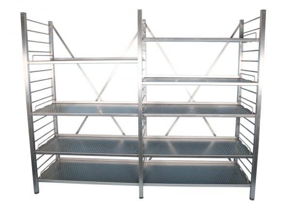 Stainless Steel Adjustable Racking