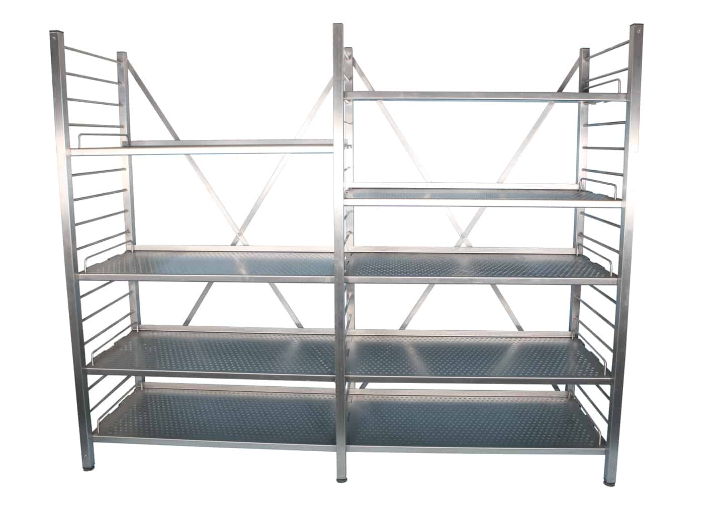 Stainless Steel Adjustable Racking