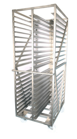 Stainless Steel Bespoke Rack