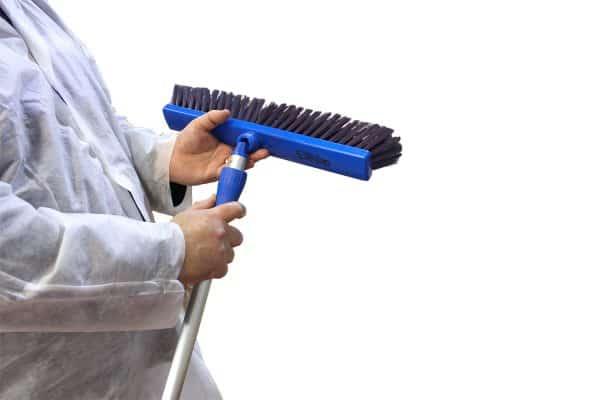 Metal Detectable Broom
