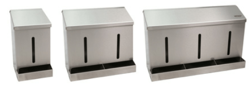 Stainless Steel Multipurpose Dispensers