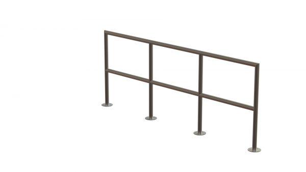 Standard Barrier - 2500mm