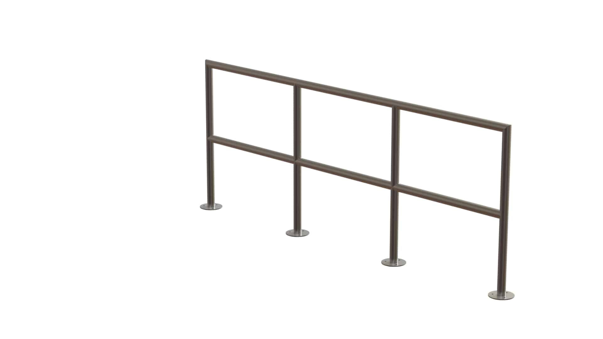 Standard Barrier - 2500mm