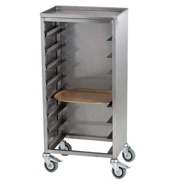 Bakery Clearing Trolley