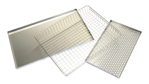 Bakery, Cooling and Cooking Trays
