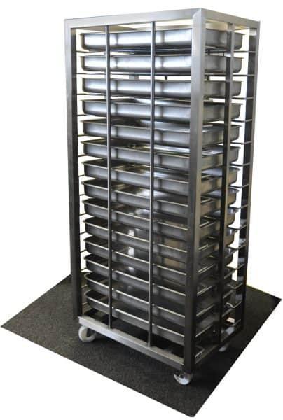 Stainless Steel Bespoke Racks