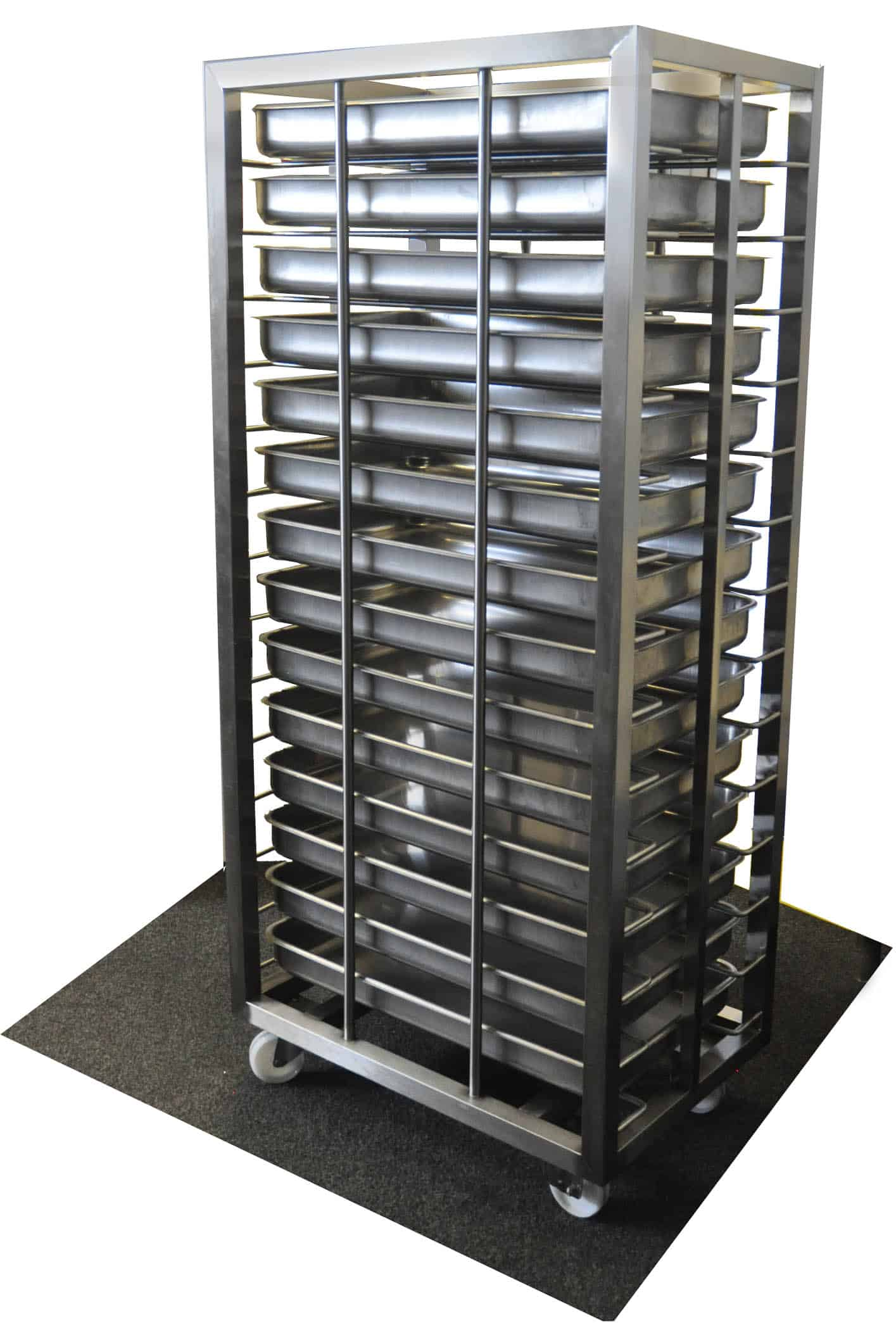 Stainless Steel Bespoke Racks