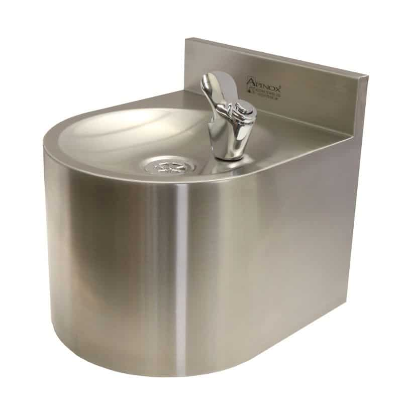 Wall Mounted Drinking Fountain Undershrd