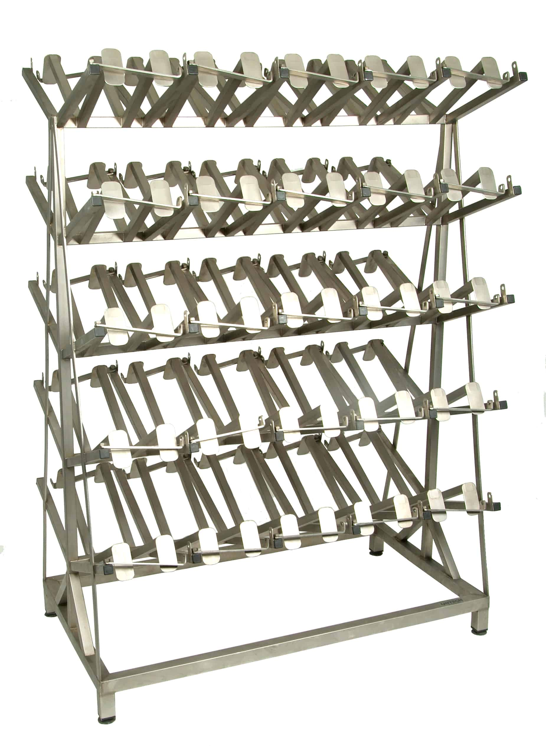 Lockable Welly Rack