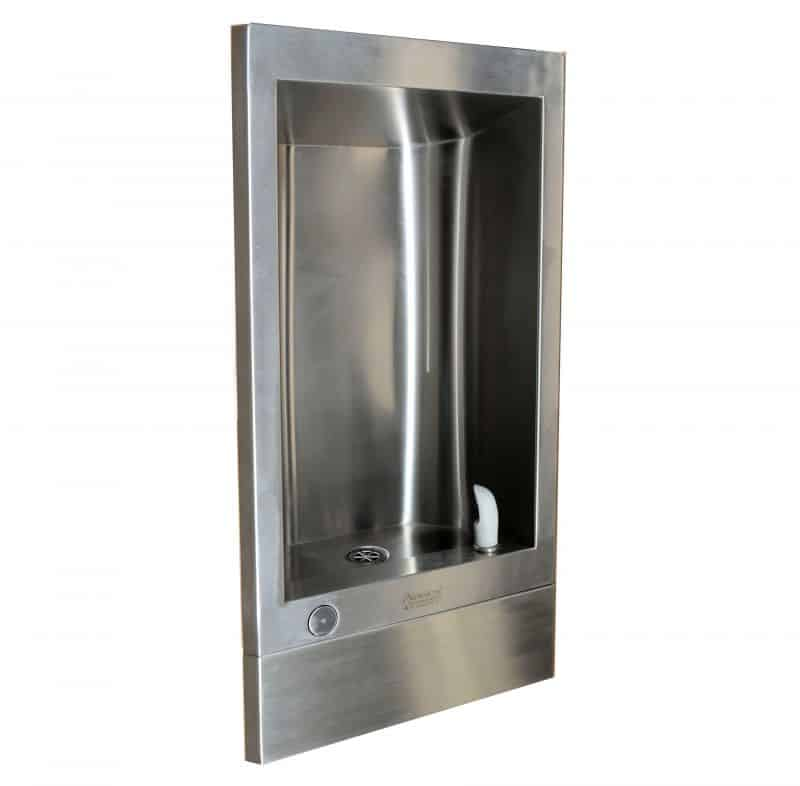 Wall Recessed Drinking Fountain