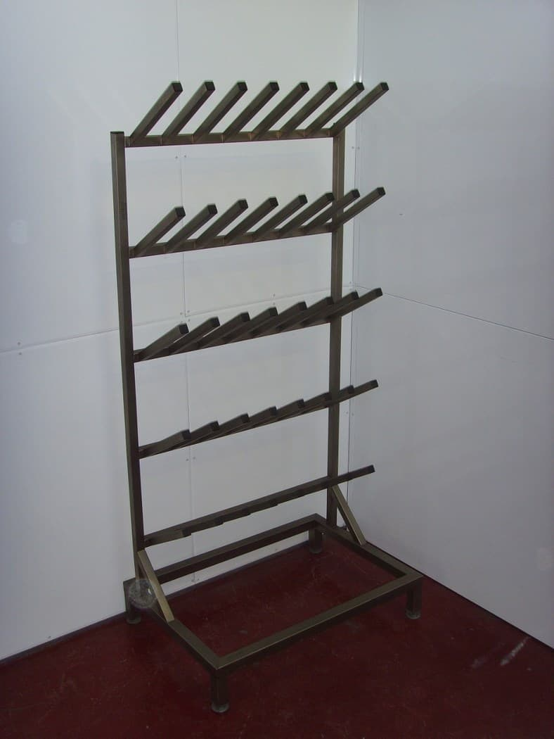 Stainless Steel Welly Rack