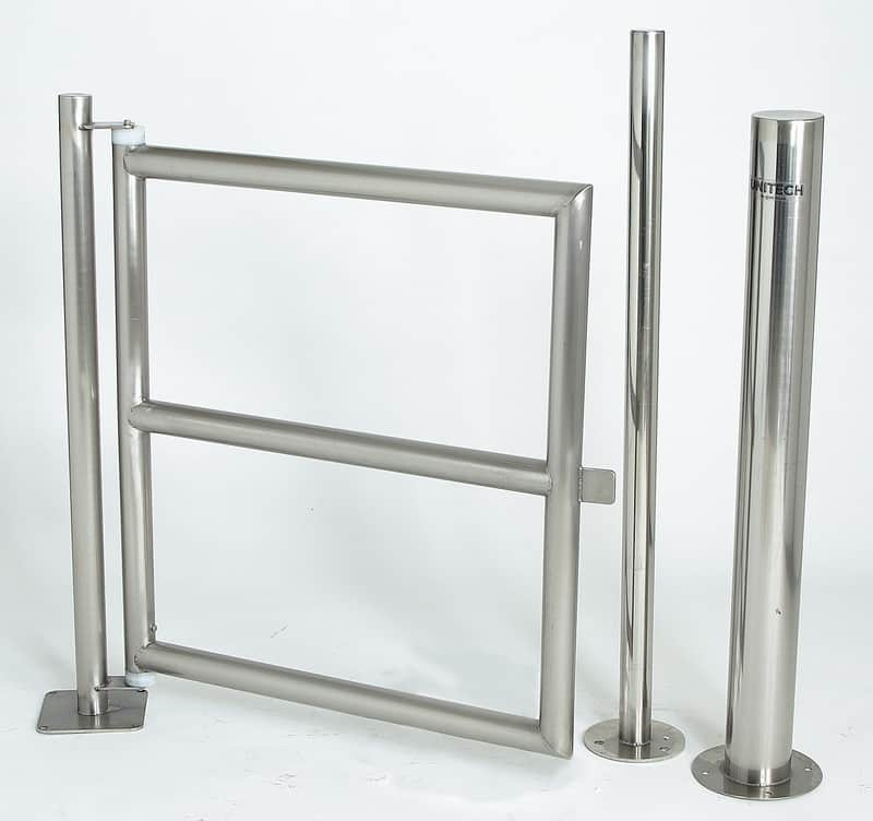 Stainless Steel Barriers and Posts