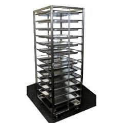 Trolleys, Racks & Trays