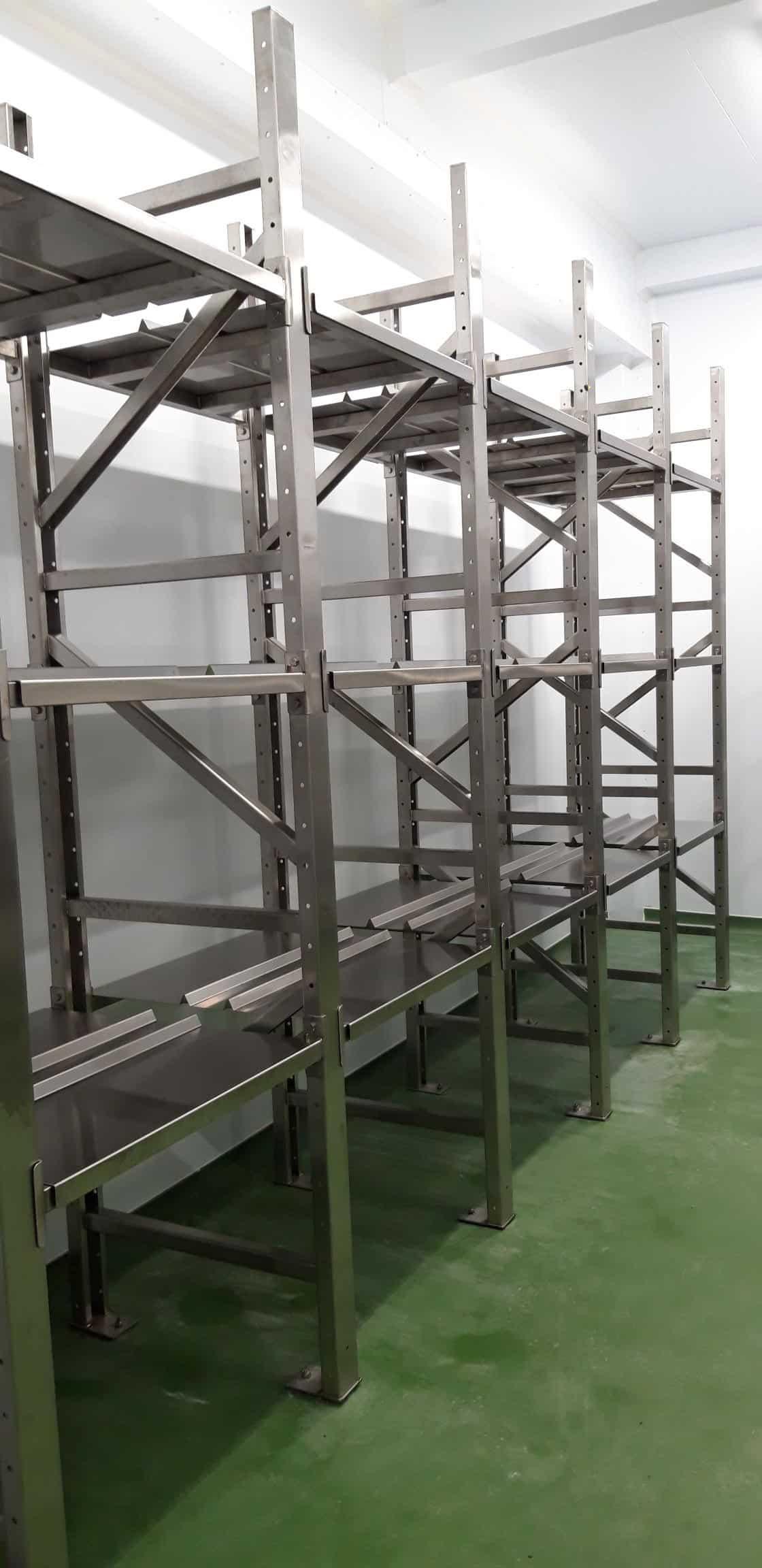 Tote Bin Storage