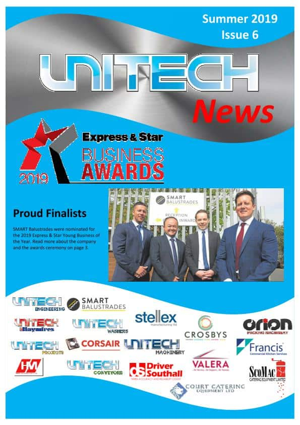 Unitech News Summer 2019