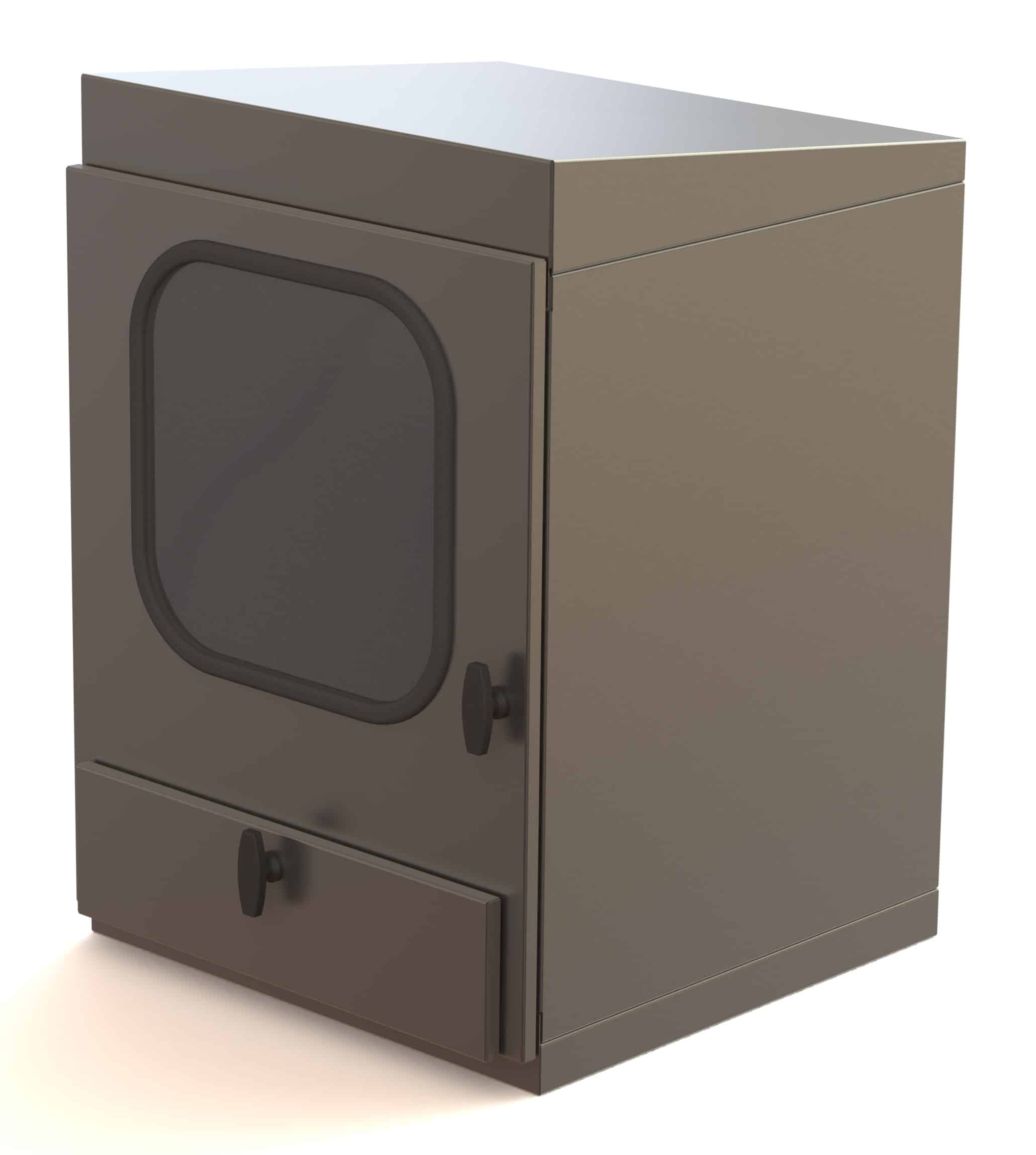 Desk Top Computer Cabinet